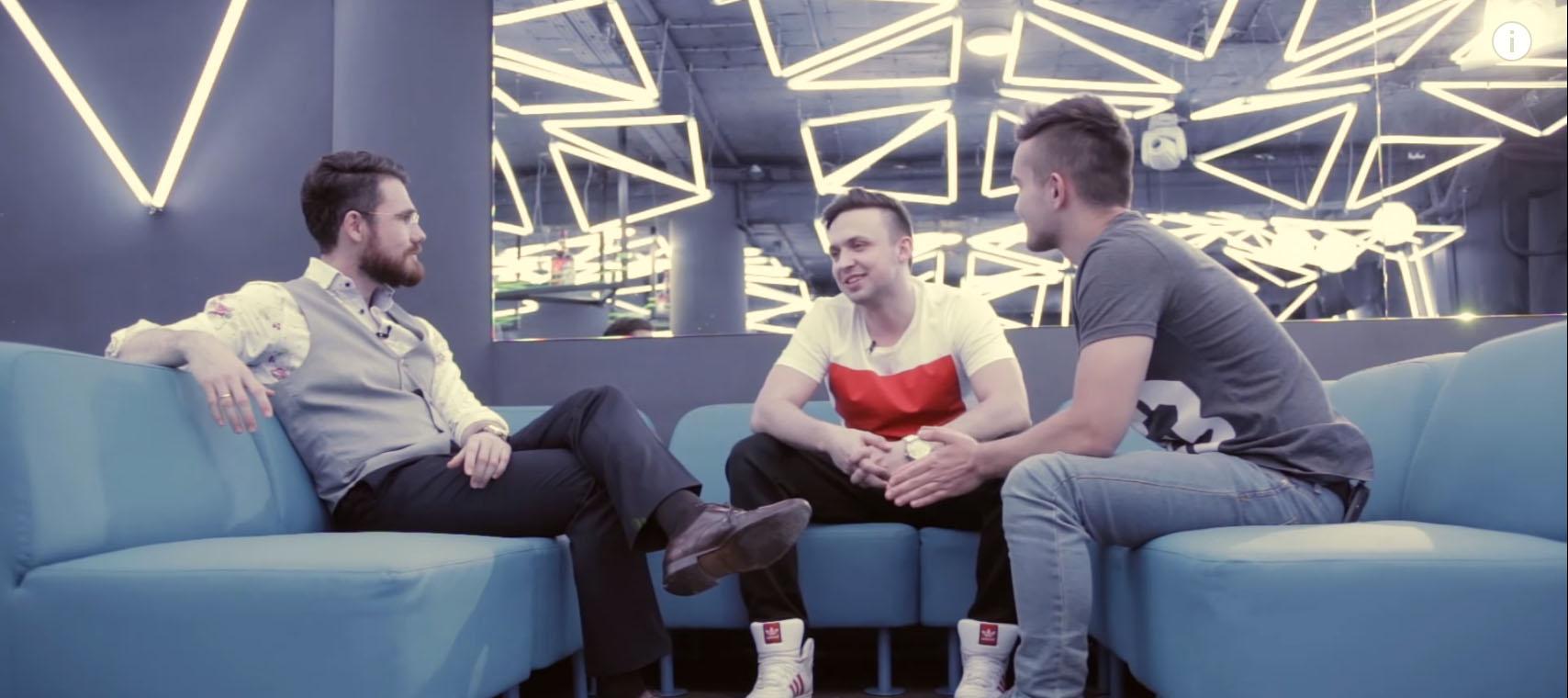 Cierpliwie buduj swoją markę: Abstrachuje oraz Mateusz Grzesiak - wywiad #15