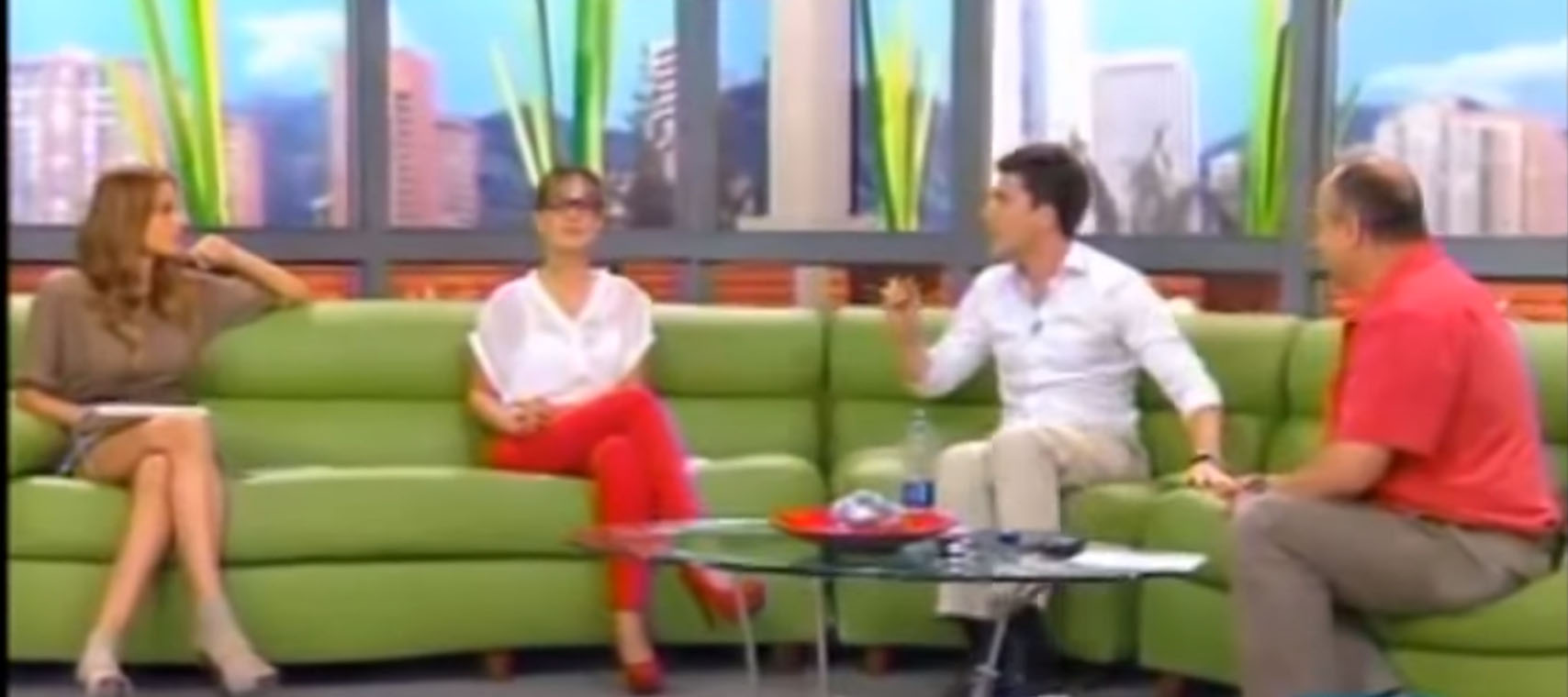 Jak skutecznie budować relacje - Mateusz Grzesiak w Kolumbii